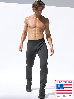 Rufskin Pictor Spacer Spandex Sport Slacks Black