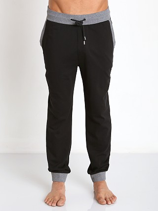 Hugo Boss Cuffed Lounge Pant Black
