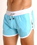 Pump! Micro-Fiber Watershort Trunk Aqua, view 3
