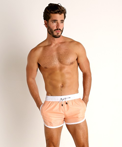 Pump! Micro-Fiber Watershort Trunk Coral