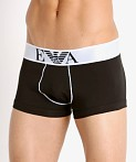Emporio Armani Iconic Waistband Trunk Black, view 3