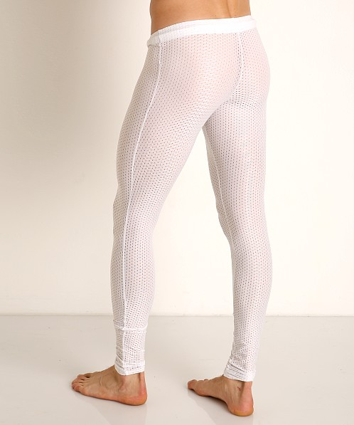 McKillop Expose Lycra Tights White