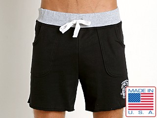 Timoteo Champ Gym & Lounge Short Black