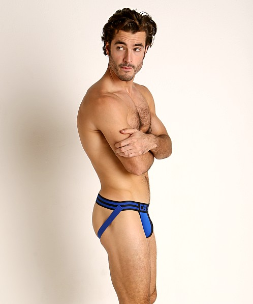 Cell Block 13 Cyclone 2.0 Jockstrap Blue