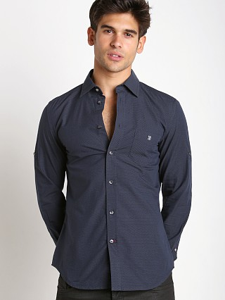 Diesel S-Jimmys Shirt Total Eclipse