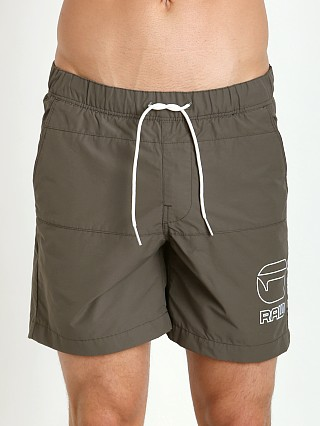 G-Star Yoshem Raw Beach Shorts Dizrey Raw Grey