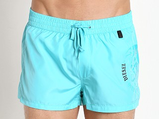 Diesel Quick Dry Sandy Shorts Fluorescent Turquoise