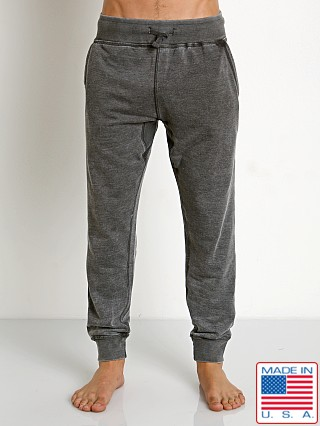 LASC Vintage Sweat Pant Softened Black