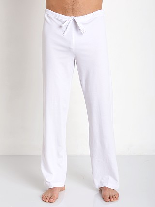 Jack Adams Relaxed Pant White