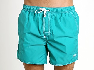Hugo Boss Lobster Swim Shorts Teal