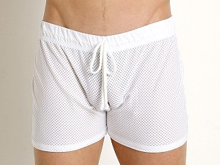 McKillop Shade Sphere Mesh Short White