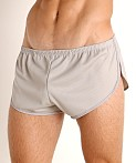 McKillop Score Athletic Running Short Light Grey, view 3