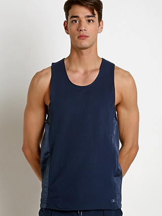 Complete the look: 2xist Modern Classic Tank Top Varsity Navy