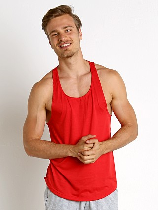 You may also like: LASC Gym Tank Top Red