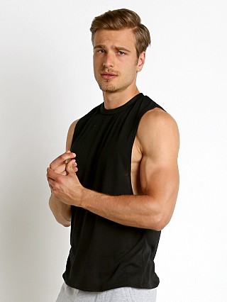 You may also like: LASC Deep Cut Out Tank Top Black