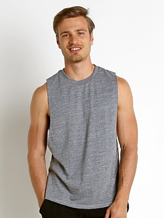 You may also like: LASC Deep Cut Out Tank Top Heather Grey