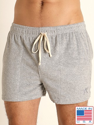 LASC Volley Gym Short Heather Grey