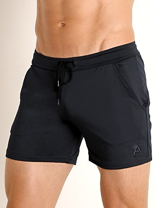 You may also like: LASC Pique Mesh Performance Workout Short Black