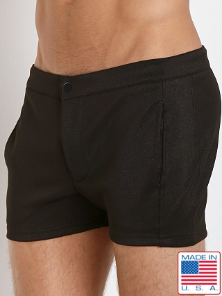 LASC Retro Coach's Short Black