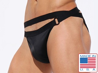 Rufskin In Motion Andres Double-Waist Brief Black