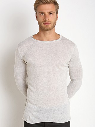 Diesel K-Tiger-A Knit Sweater Light Grey