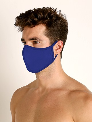 You may also like: LASC Stretch Cotton Face Mask Cobalt
