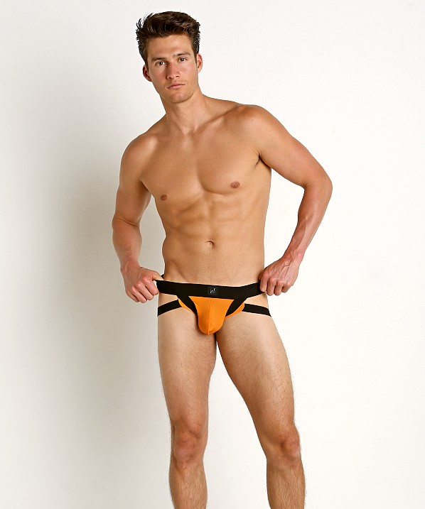 Top Gregg Homme Avant-Garde Jockstrap Orange for sale