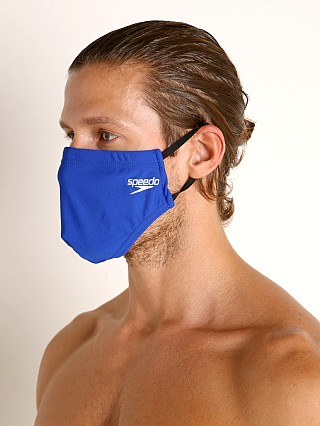 Speedo Limited Edition The One Face Mask Blue