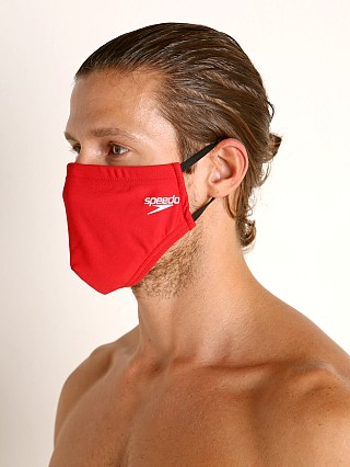 Speedo Limited Edition The One Face Mask Red