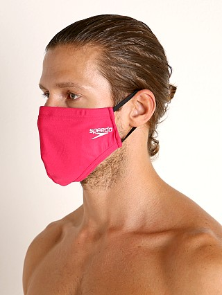Speedo Limited Edition The One Face Mask Bright Rose
