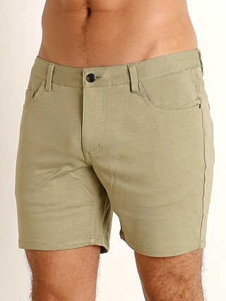 You may also like: St33le Knit Jeans Shorts Sage
