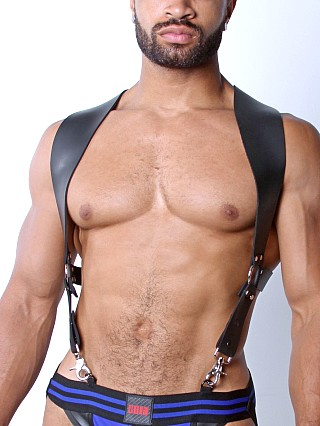 Cell Block 13 Axiom Neoprene Harness Black