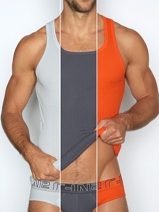 You may also like: C-IN2 Multipack Tank Tops 3-Pack Earl Grey/Porpoise Grey/Salaman