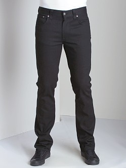Nudie Jeans Slim Jim Org Dry Black