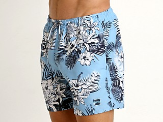Hugo Boss Piranha Swim Shorts Turquoise