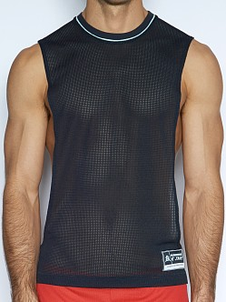 C-IN2 Scrimmage Lift Tank Top Nocturnal Navy