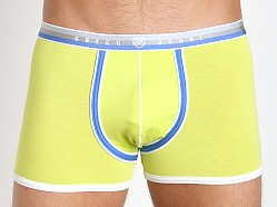 Gregg Homme Hip-Notic Micromodal Trunk Lime