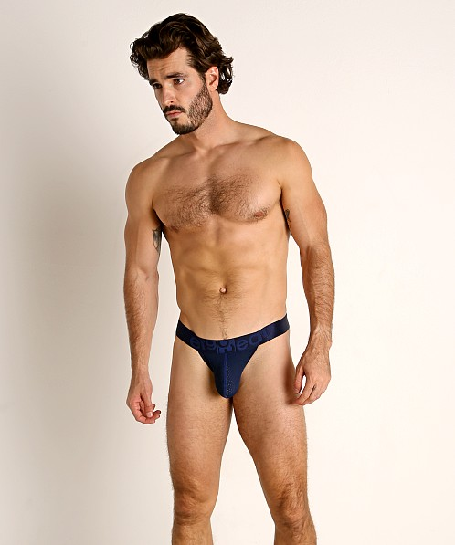 Ergowear MAX ULTRA Slim Thong Navy Blue
