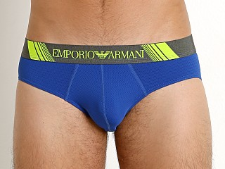Emporio Armani Training Brief Electric Blue