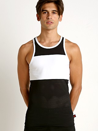 Complete the look: Jack Adams Scrimmage Tank Top Black
