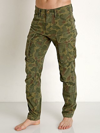 You may also like: G-Star Rovic 3D Straight Tapered Pants Camo