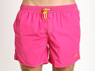 Hugo Boss Lobster Swim Shorts Magenta