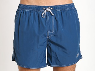 Hugo Boss Lobster Swim Shorts Deep Blue