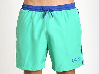 Hugo Boss Starfish Swim Shorts Teal