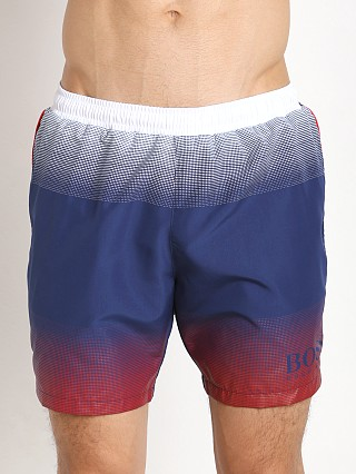 Hugo Boss Footballfish Swim Shorts USA