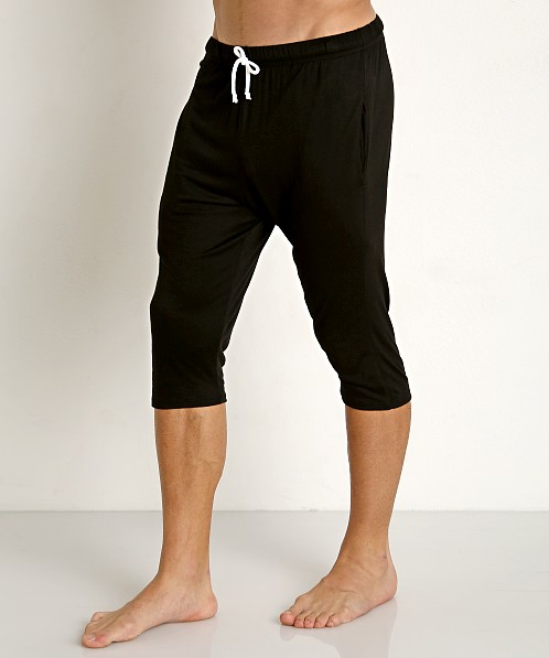 McKillop Modal Sliders Sports and Lounge Shorts Black