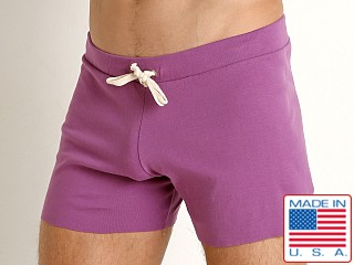 Go Softwear West Coast Vibe Cool-Down Short Plum