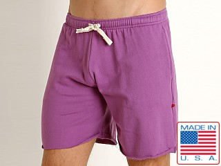 Go Softwear West Coast Vibe Warm-Up Short Plum