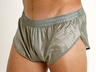 You may also like: Rick Majors Ripstop Wet Look Split Shorts Steel