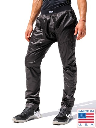 Rufskin Lift UltraSport Wet Nylon Training Pants Black